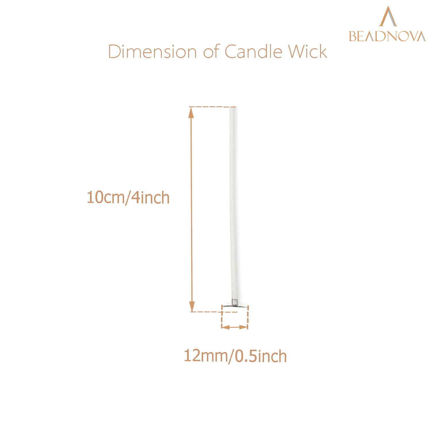 Candle-Wicks-4-Inch-Cotton-Wicks-150-Pcs