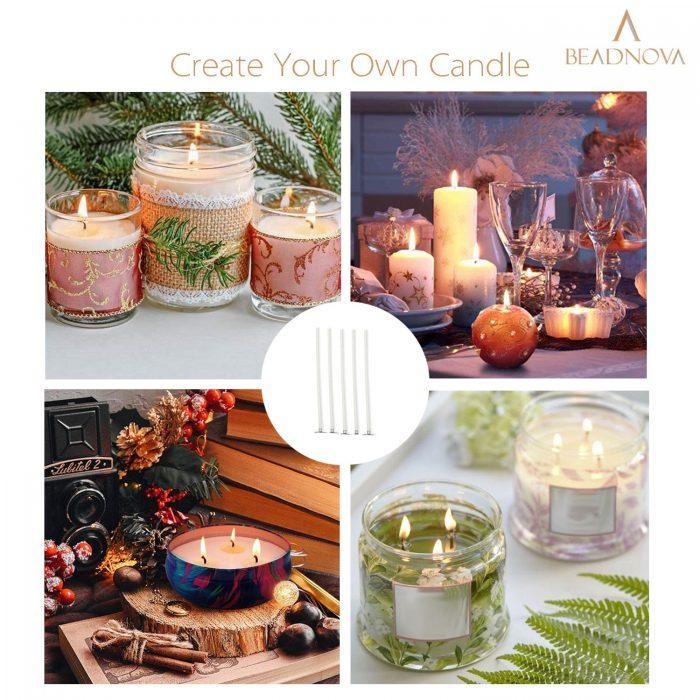 Candle-Wicks-6-Inch-Cotton-Wicks-150-Pcs