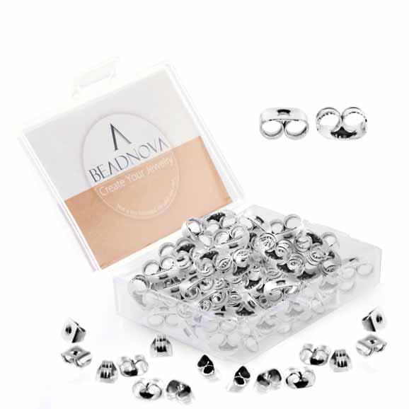 Stainless-steel-earring-backs