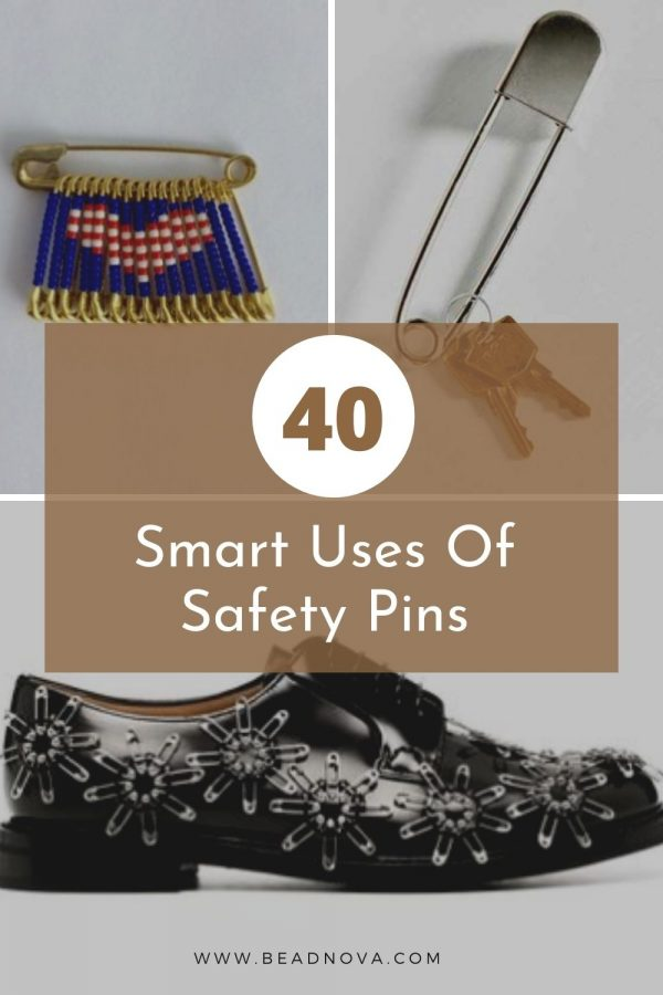 uses of safety pin