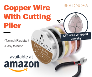 beadnova copper wire