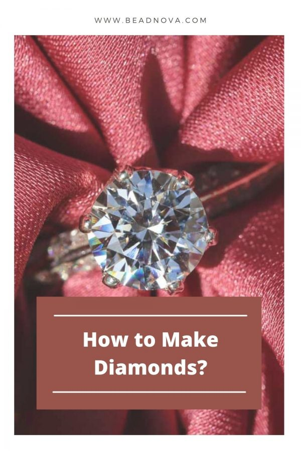 How to make diamonds