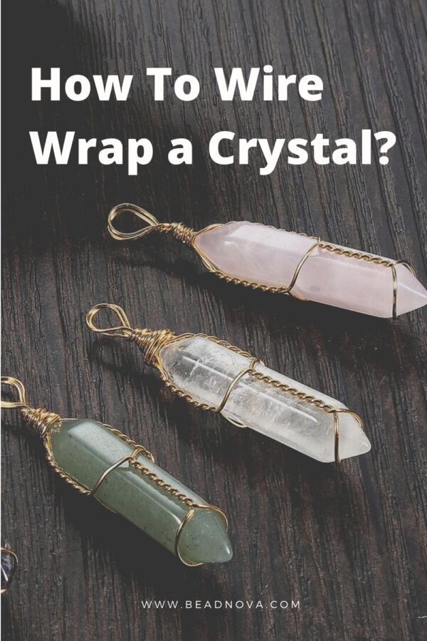 проволока кристаллы