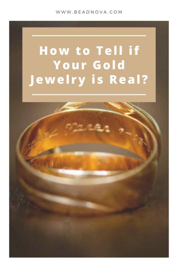 как узнать, настоящие ли ваши золотые украшения